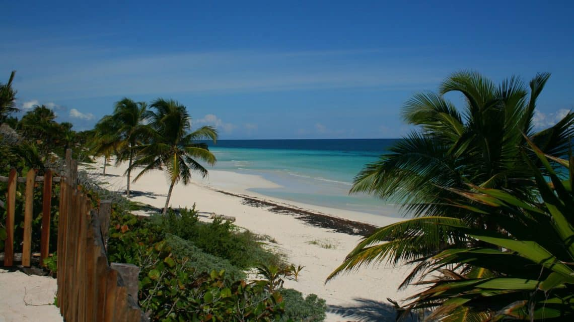 Circuit côte Est : Yucatan & Quintana Roo