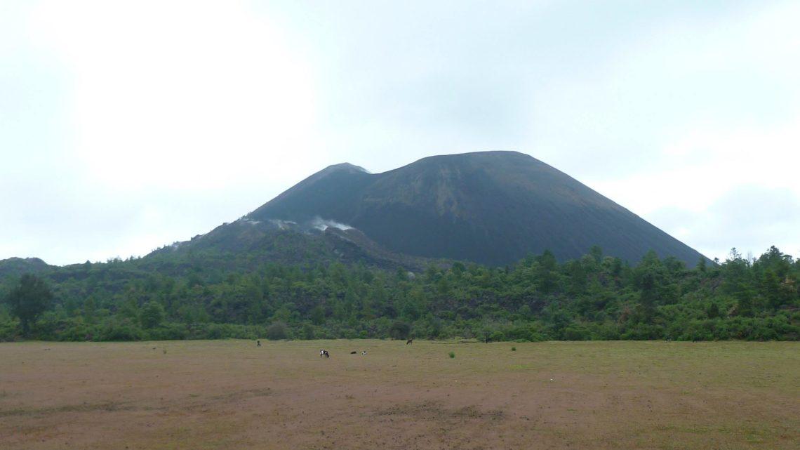 Volcan Paricutín (Michoacán)