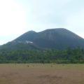 Parangaricutiro San Juan Ruinas Del Templo Volcan Paricutin