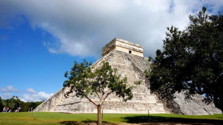Ruines Aztèques et Temples Mayas du Mexique