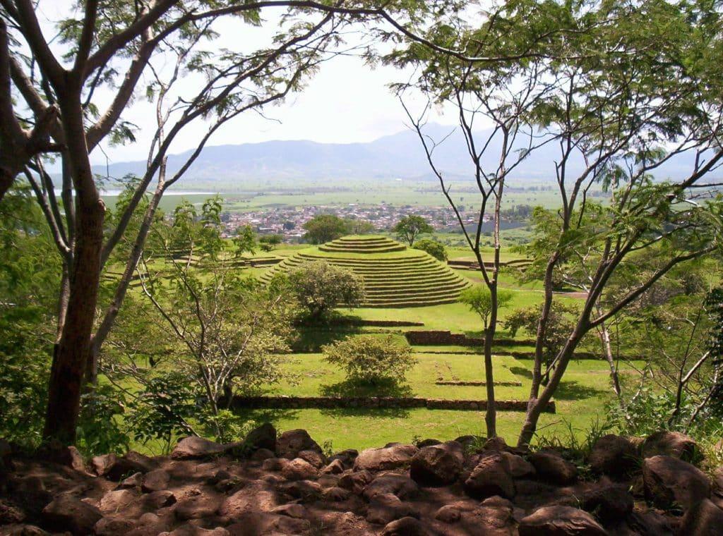 Zone archéologique de Guachimontones