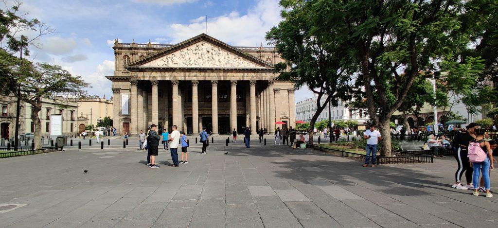 Théâtre Degollado de Guadalajara