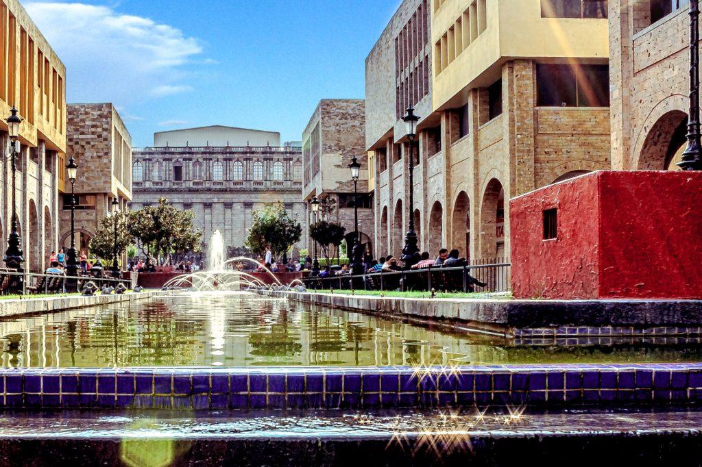 Centre-ville de Guadalajara