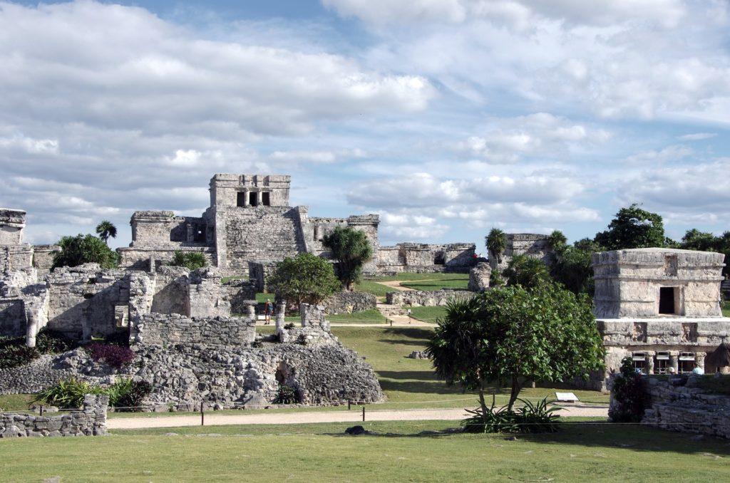 Ruines / zone archéologique de Tulum