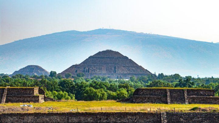 Teotihuacán | La pyramide la plus visitée du Mexique