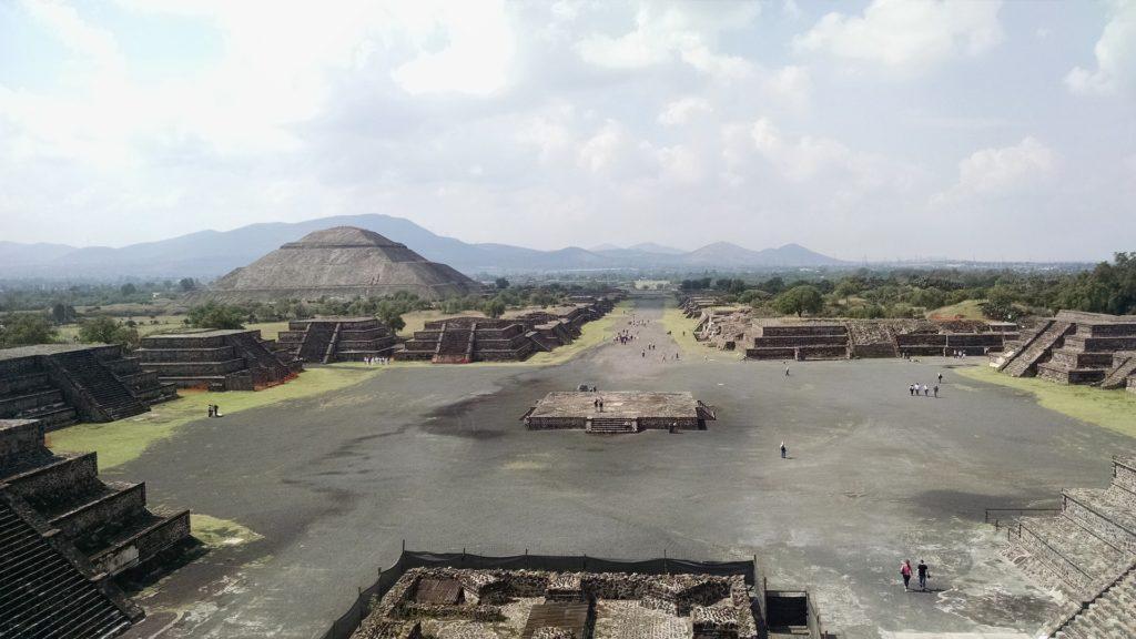 Combien coûte le billet d'entrée de Teotihuacan ?