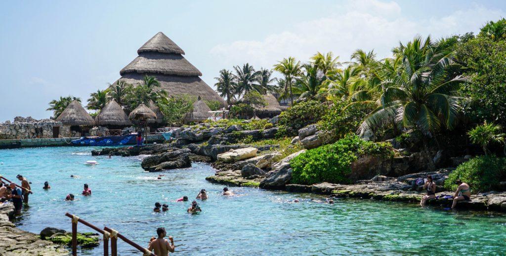 Xcaret activité Playa del Carmen