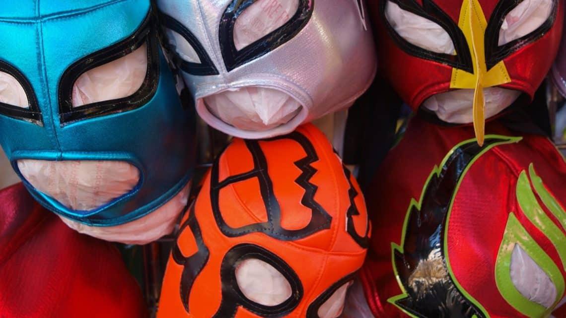 La lucha libre (catch mexicain)