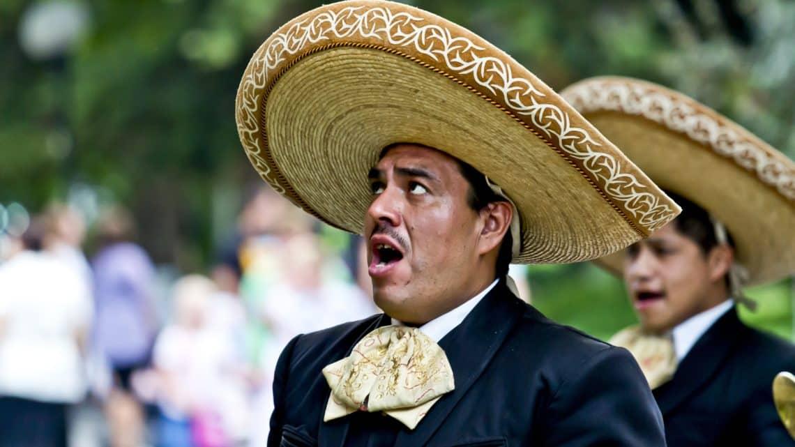 Les Mariachis du Mexique