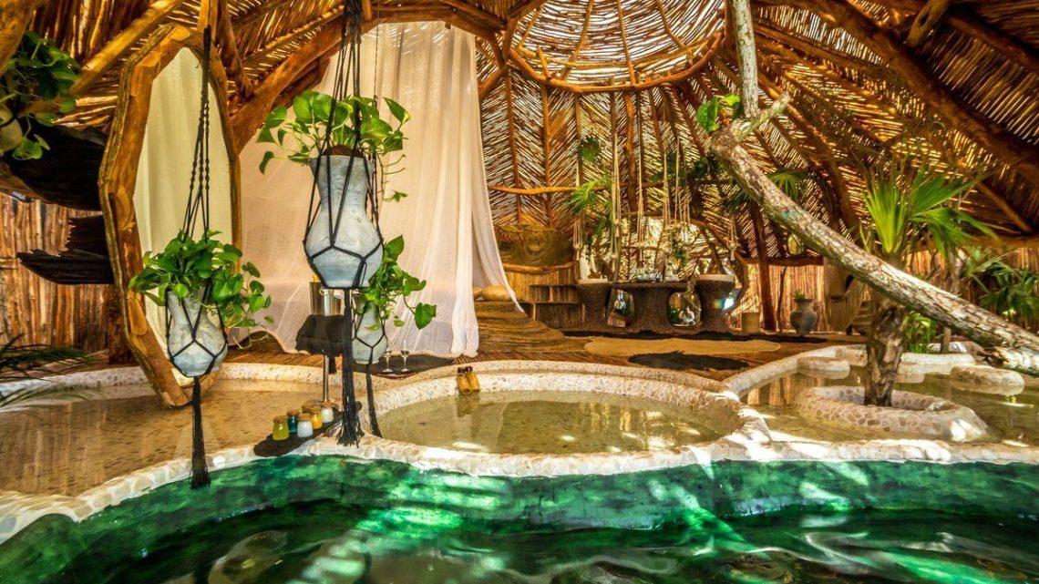 10 lieux insolites où dormir au Mexique