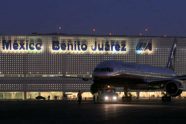 Faire une escale à l'aéroport de Mexico