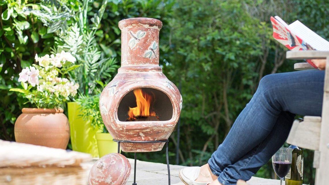 Brasero mexicain | le barbecue-cheminée design en terre cuite
