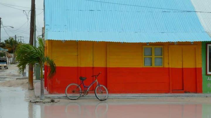 La saison des pluies au Mexique