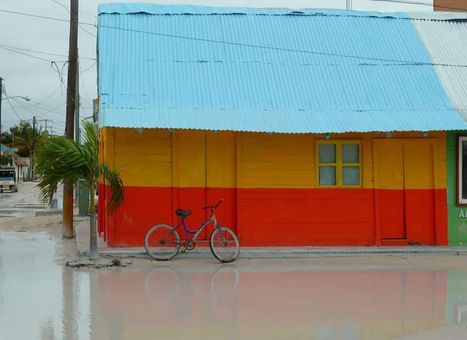 Tempête, cyclone, Mexique