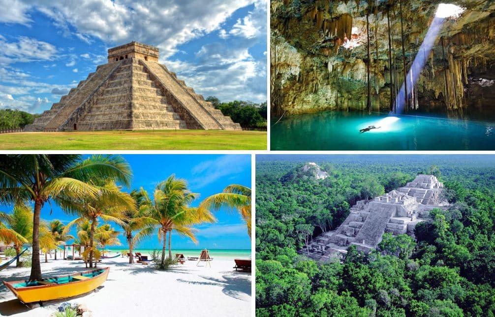 Agence de voyage sur mesure Mexique