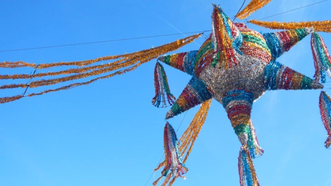 La piñata   Tradition mexicaine