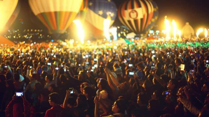 5 festivals de montgolfières au Mexique