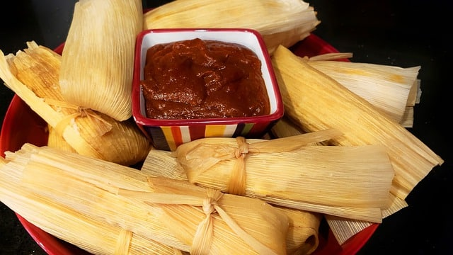 Tamales Mexicain
