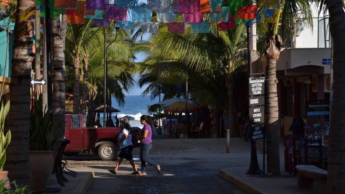 Le papel picado – la guirlande mexicaine