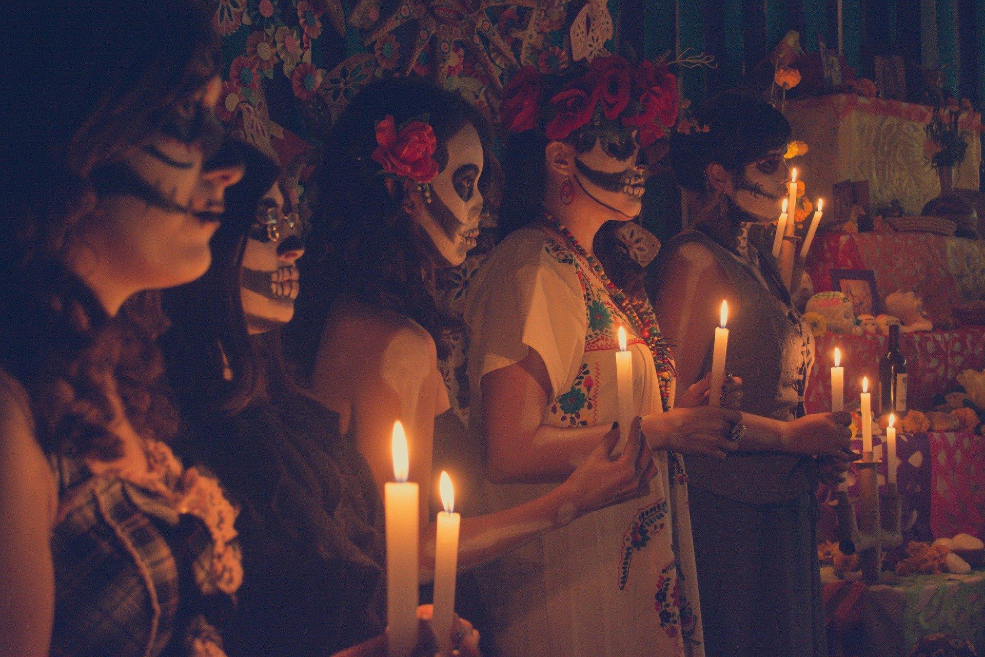 Fête des morts; jour des morts