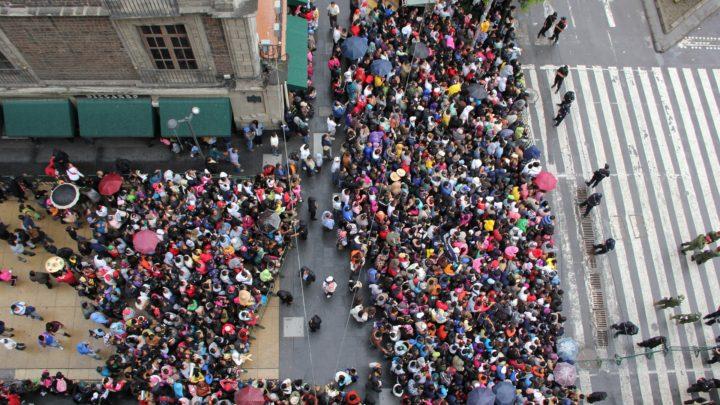 Quel est le nombre d'habitants au Mexique ?