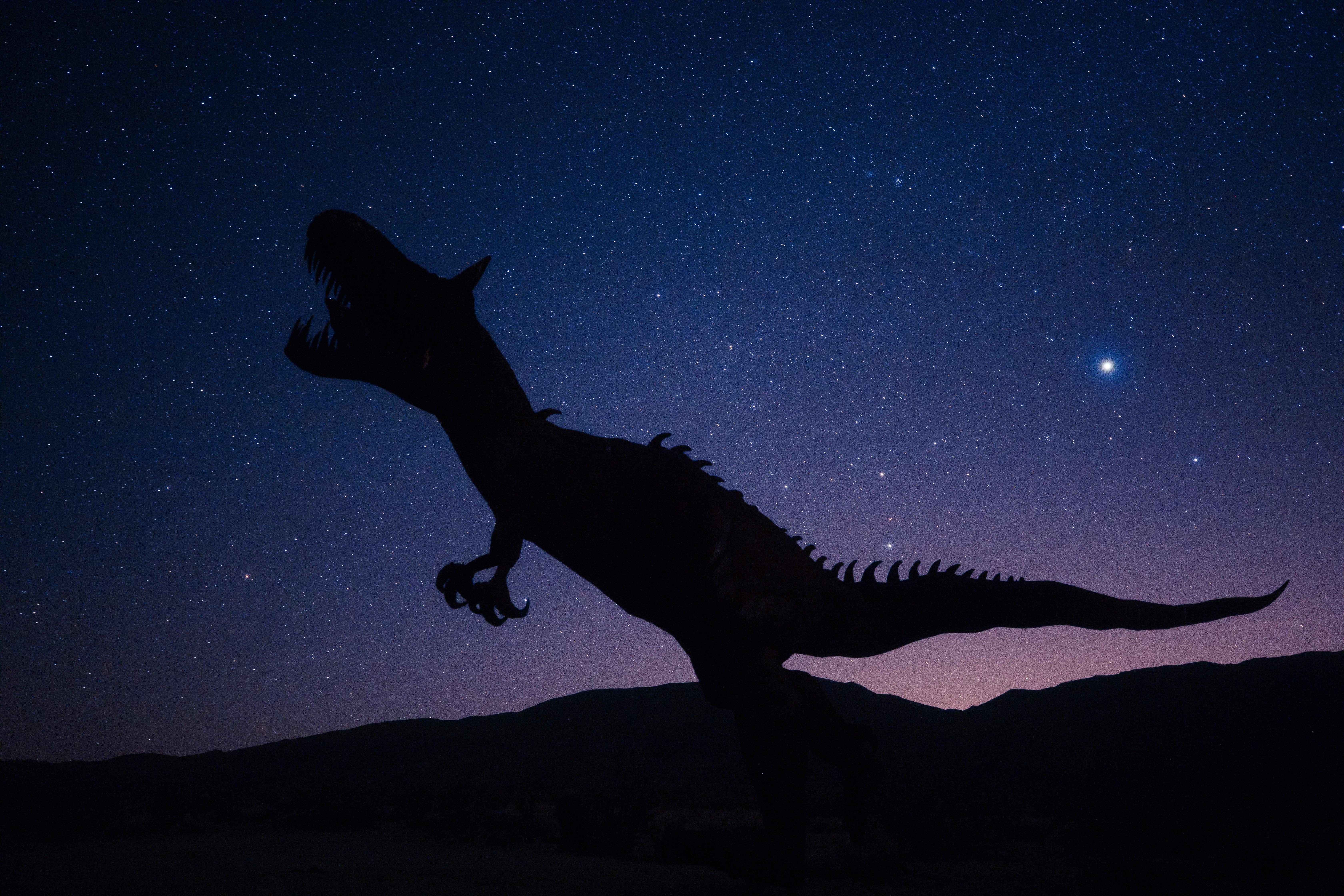 Asteroïde - origine extinction dinosaures