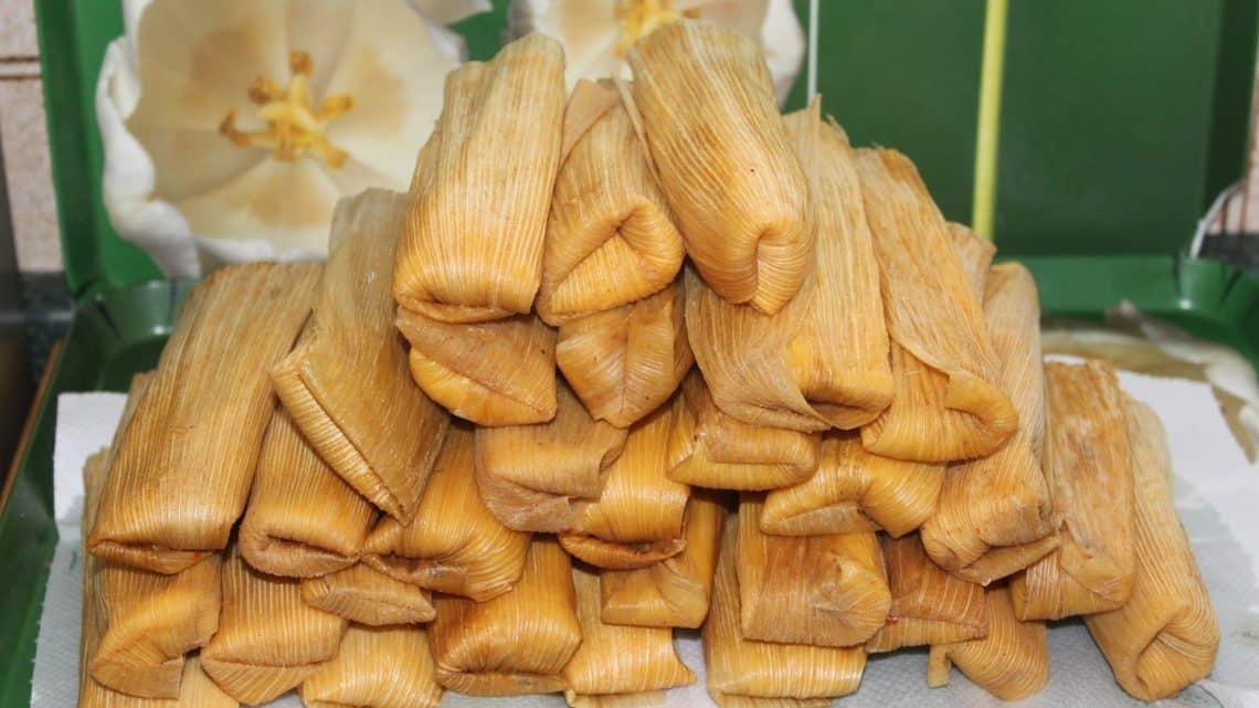 Les tamales   Spécialité de la cuisine mexicaine