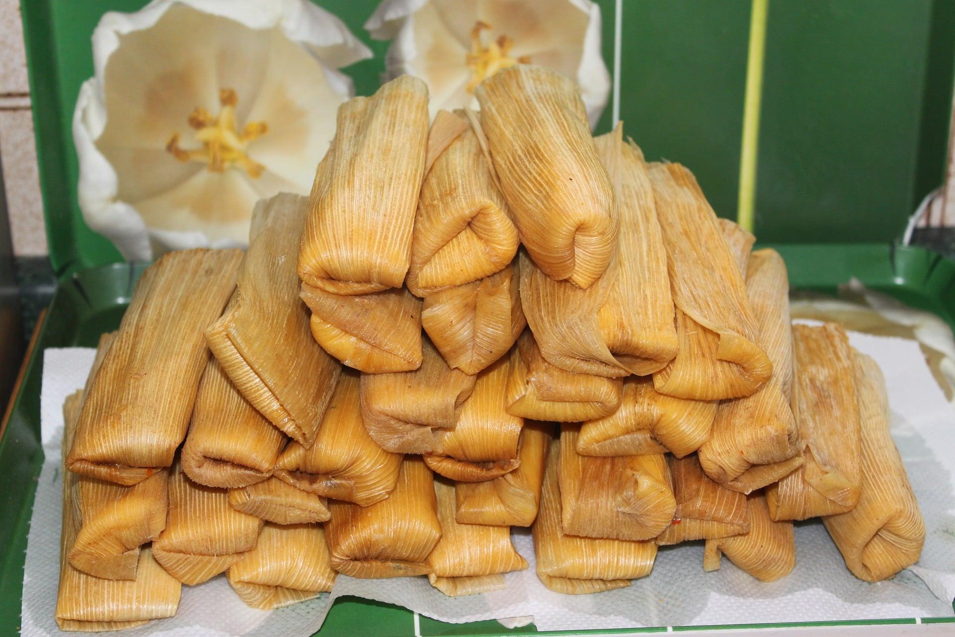 Origine - tamales - cuisine - mexicaine
