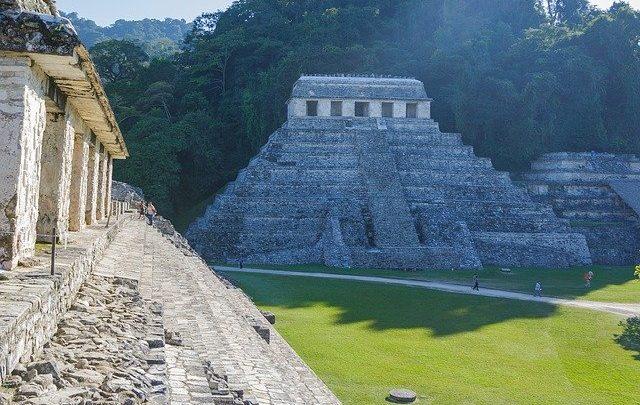 L'état de Chiapas au Mexique