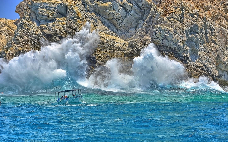 La fin des terres de Cabo San Lucas