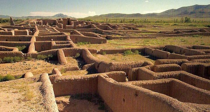 La zone archéologique de Paquimé (Chihuahua)