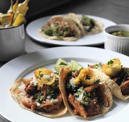 Recette du Tacos Al Pastor fait maison