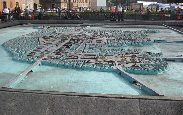 Tenochtitlán : Histoire de la capitale aztèque