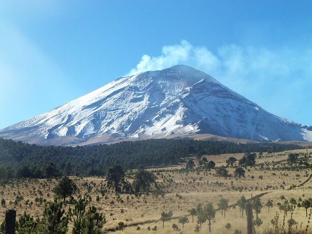 Escalader le volcan Iztaccihuatl au Mexique