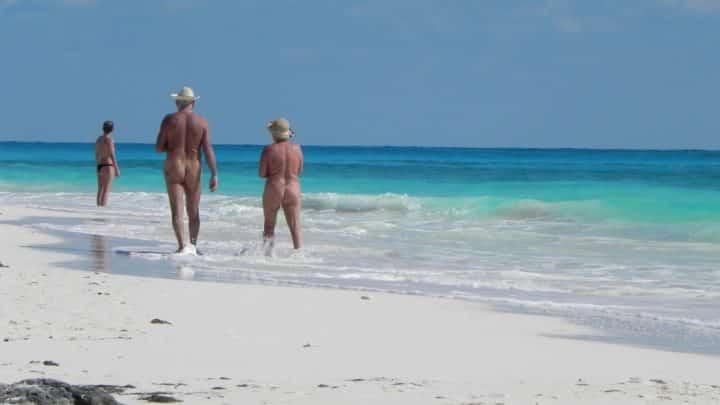 Top 3 des meilleurs hôtels nudistes du Mexique
