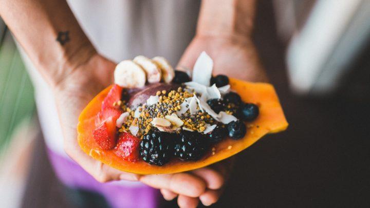 Les fruits au Mexique
