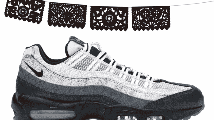 """Nike Air Max 95 """"Day of the Dead"""" 