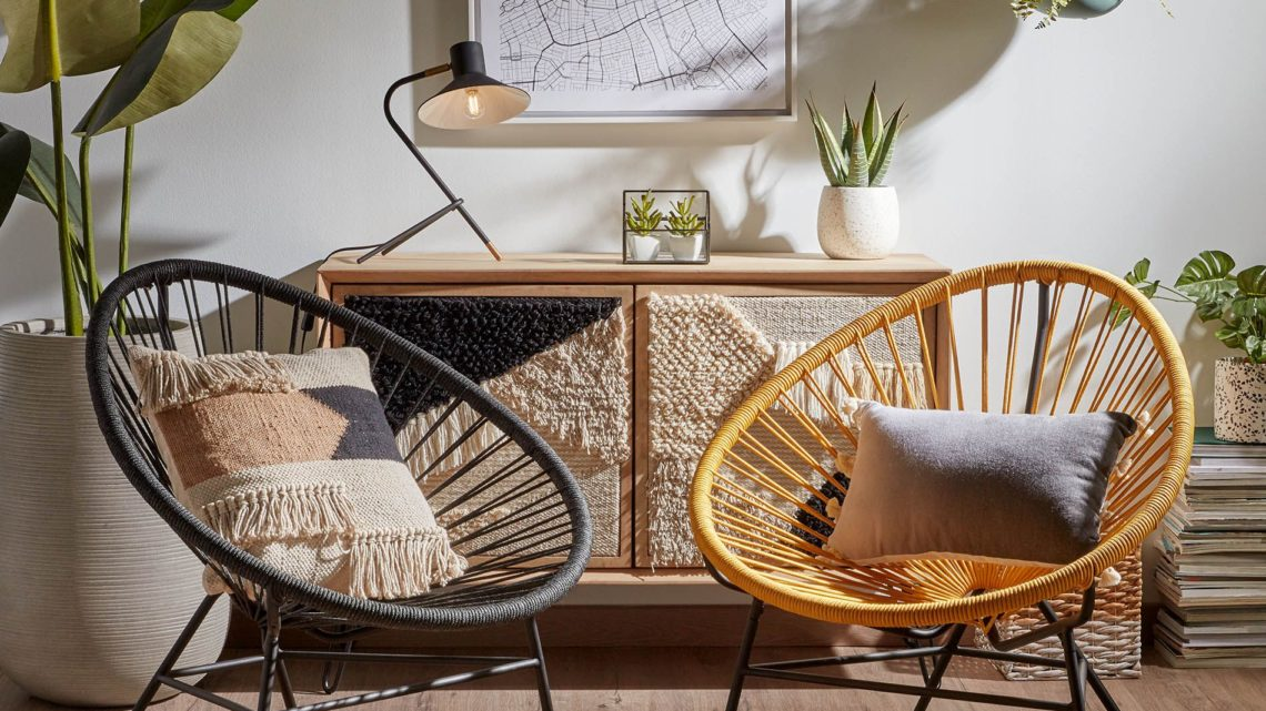 Origine du fauteuil Acapulco | tendance 2021 | chaise artisanale