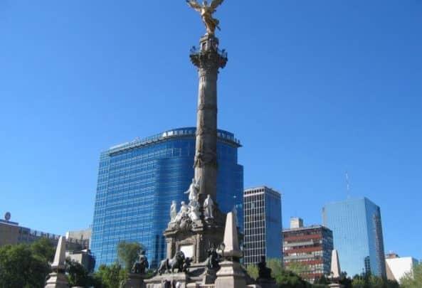 Guide des 15 statues et monuments les plus importants de la ville de Mexico