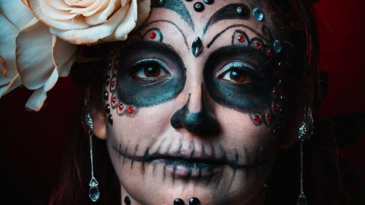 Tuto pour réussir son maquillage de la Catrina | Halloween