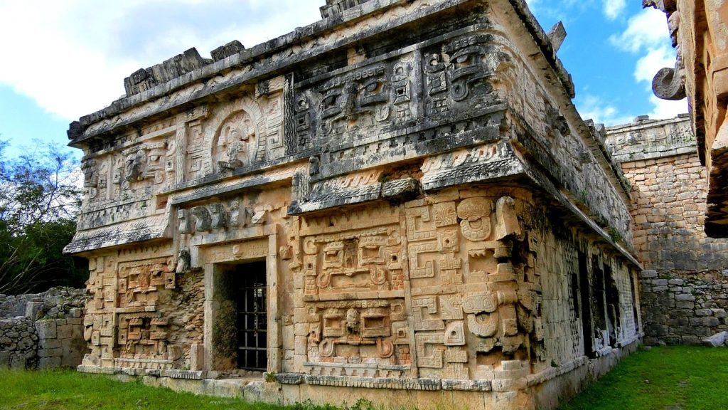 Monument de Chichen Itza