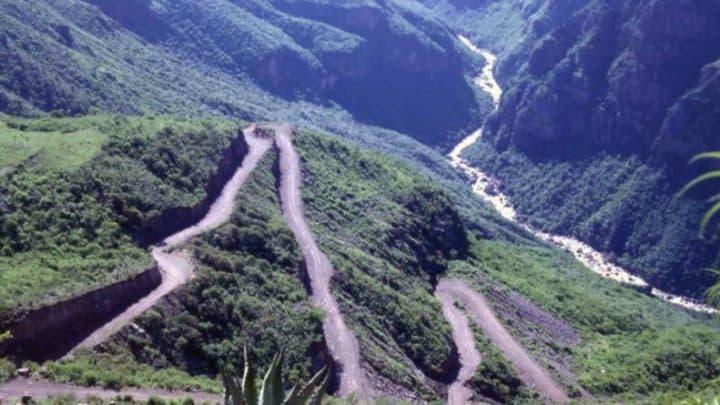 Canyon de Batopilas