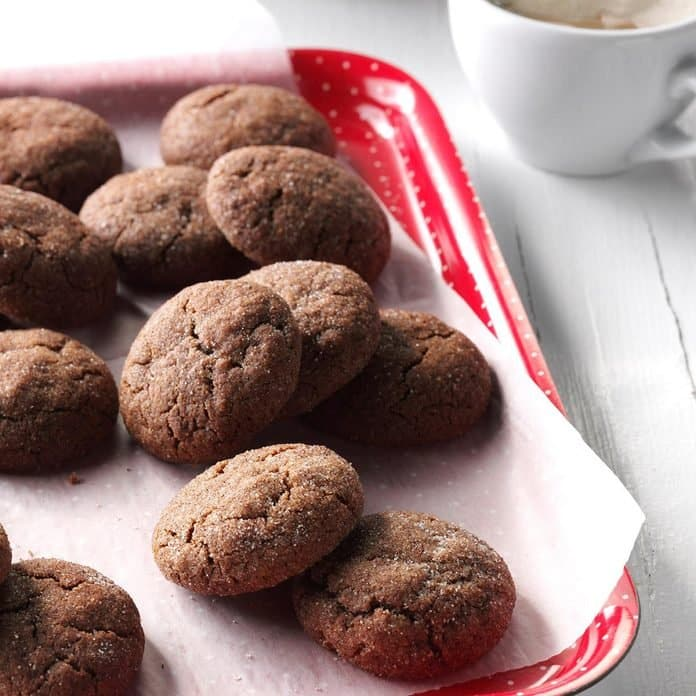 Biscuits au chocolat orange-chili