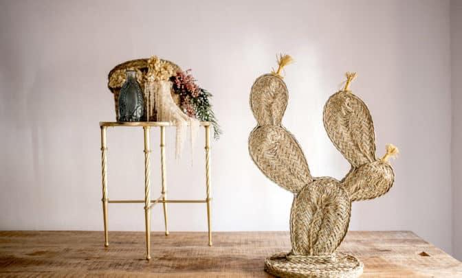 Tendance cactus artificiel | idées décoration
