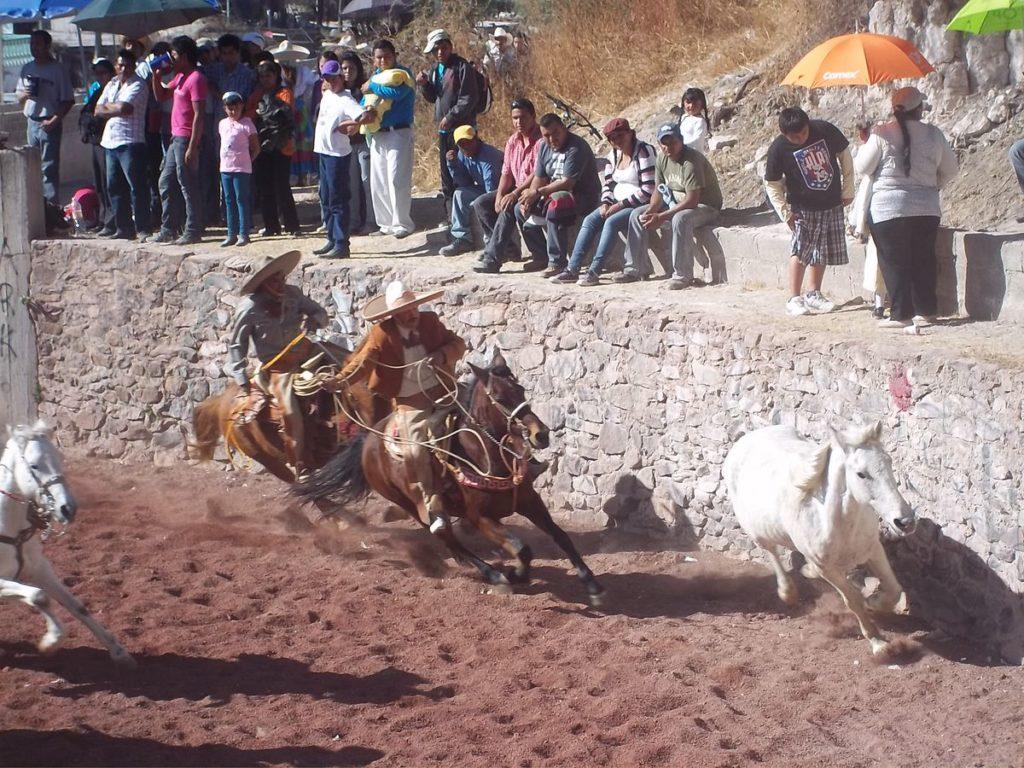 Charrería - Rodeo mexicain à Guadalajara