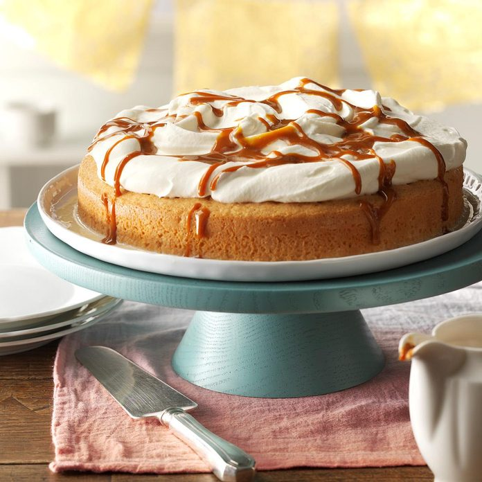 Gâteau Tres Leches classique