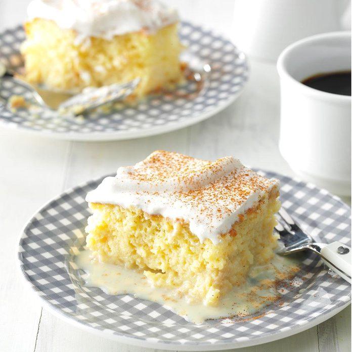 Raccourci Tres Leches Cake