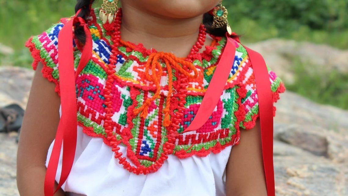 Vêtements traditionnels mexicains pour les femmes