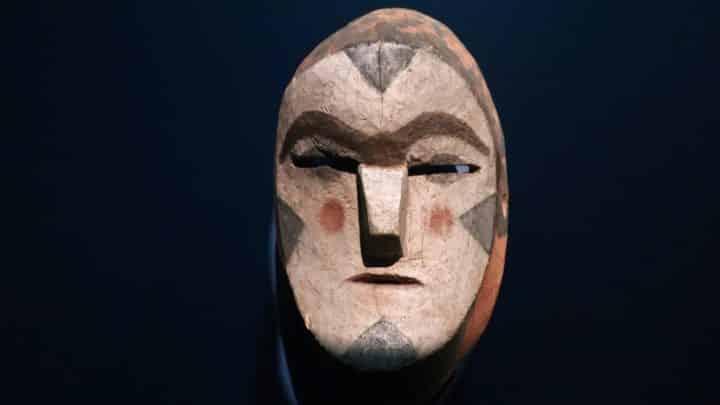 Les masques mexicains