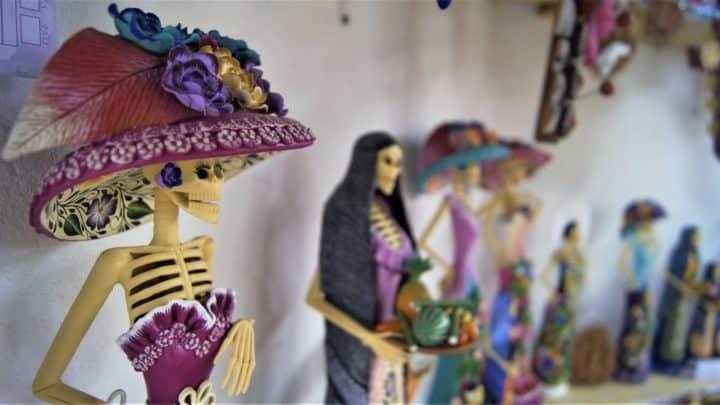 Squelette mexicain | origine & signification